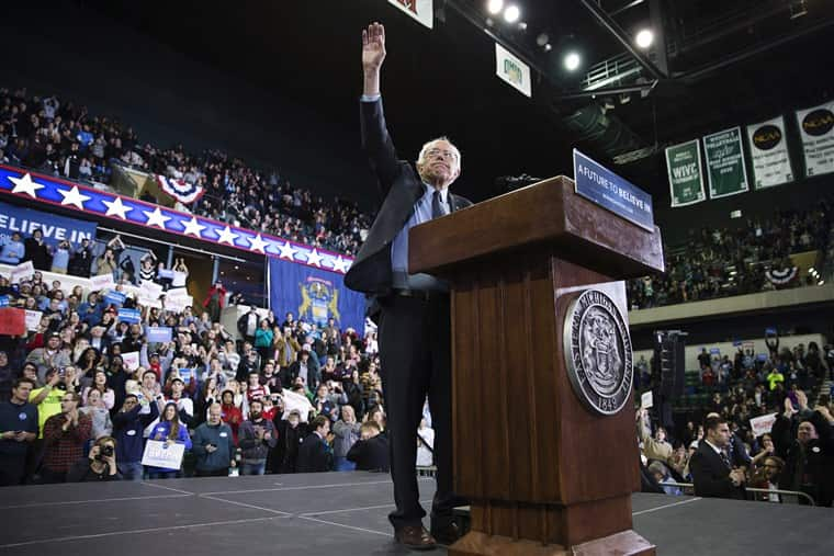 Polls Bernie Sanders Outperforms Clinton In General Election Matchups