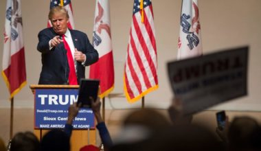 Trump On Loyal Supporters I Could 'Shoot Somebody And I Wouldn't Lose Voters'