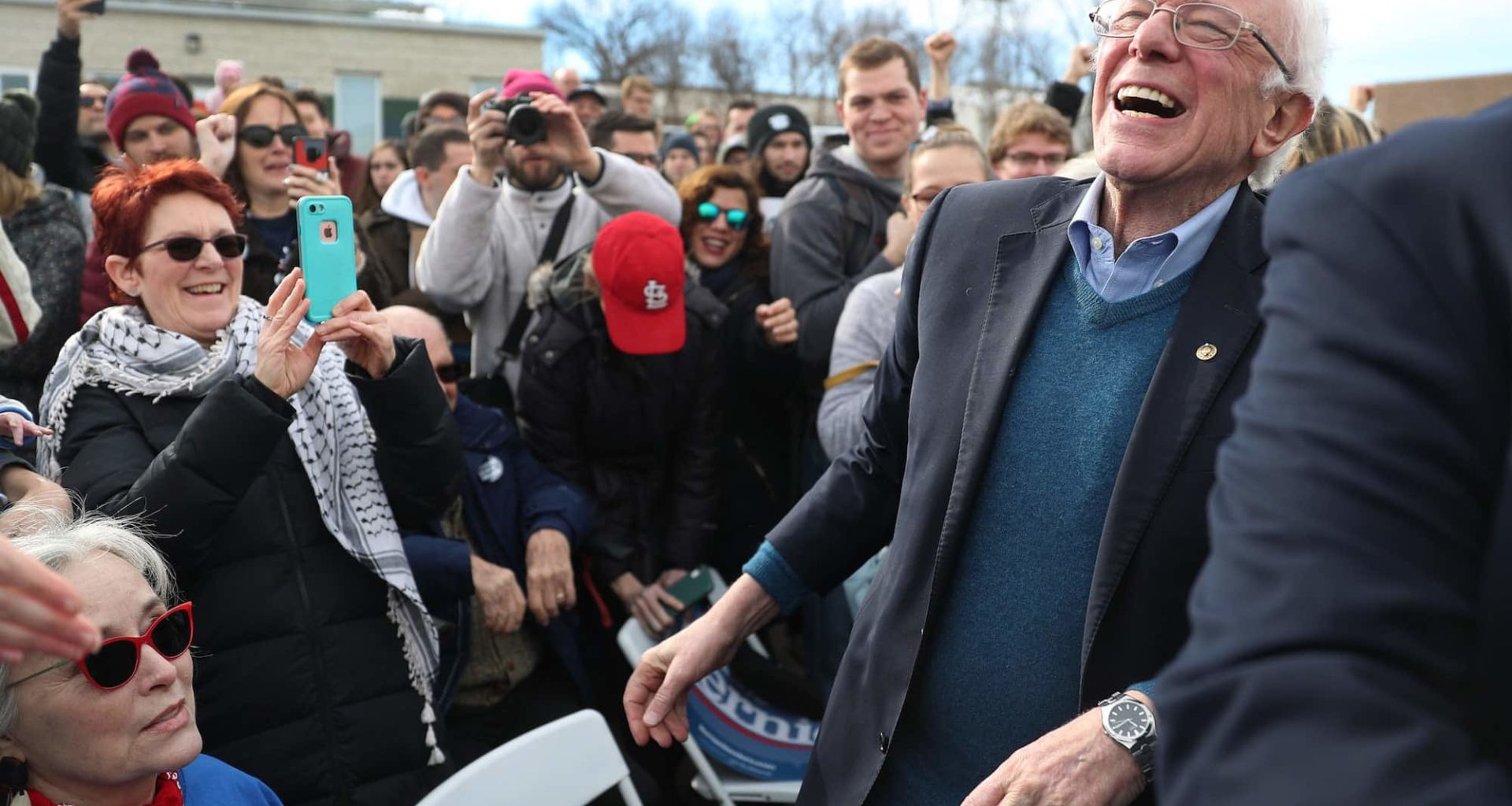 Bernie Sanders Surges In Nevada, Hillary Clinton Already Lowering Expectations
