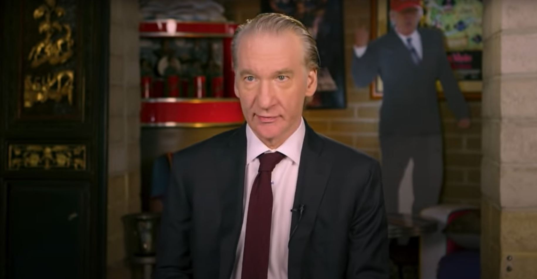 Bill Maher Guest 'George W. Bush Is A War Criminal. He Sent All Of These People To Die' (VIDEO)