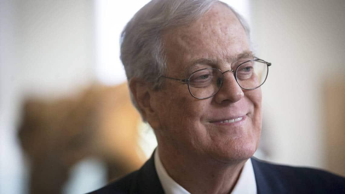 GOP Boogeyman George Soros Has Nothing On Koch Brothers