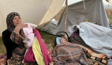 Israel Destroys Entire Village, Leaves Children Homeless
