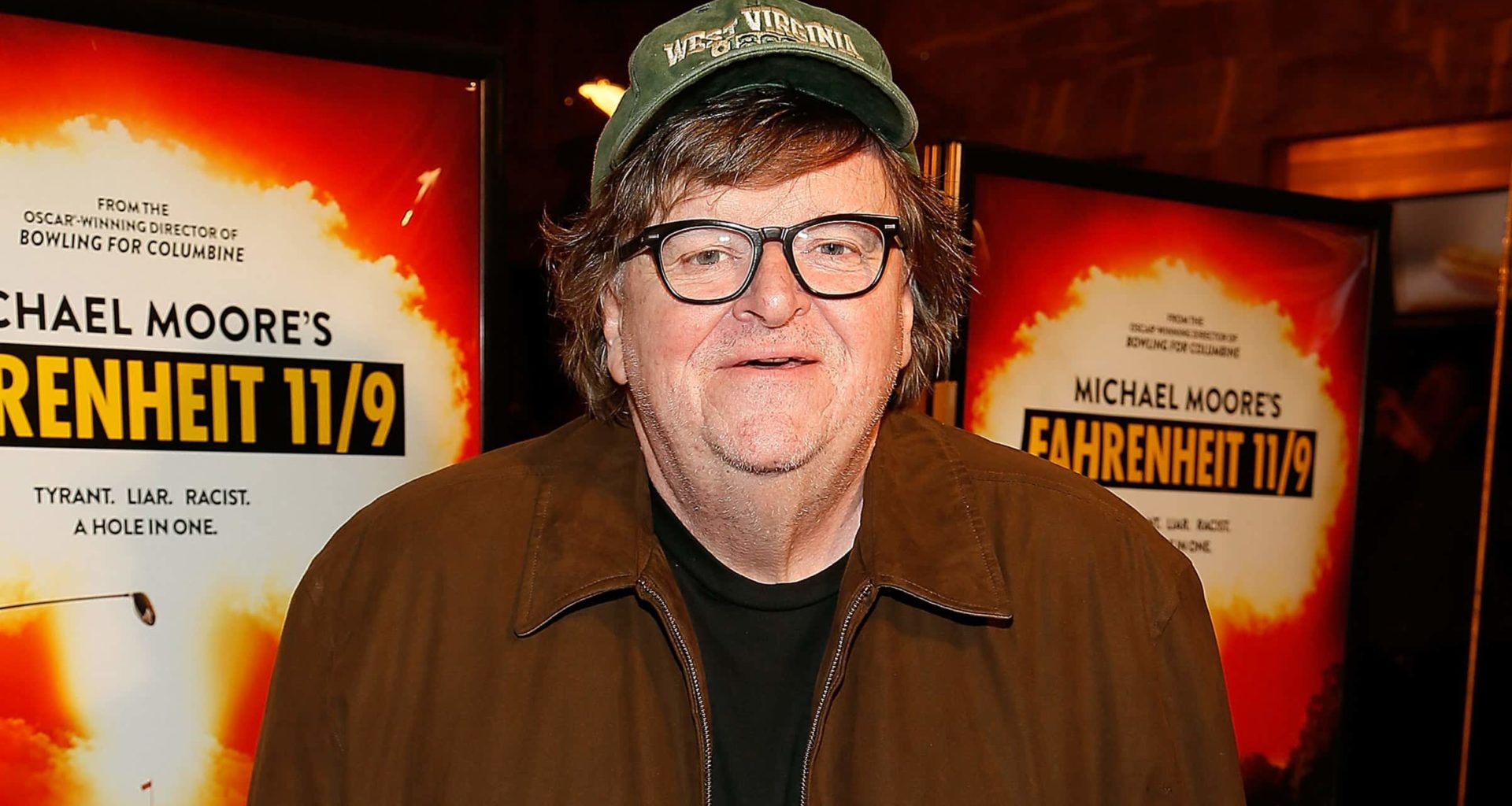 Michael Moore Endorses Bernie Sanders Don't Vote By Fear, Vote for Who You Believe In