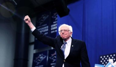 Top Economist Says Jobs And Income Would Soar Under A President Sanders