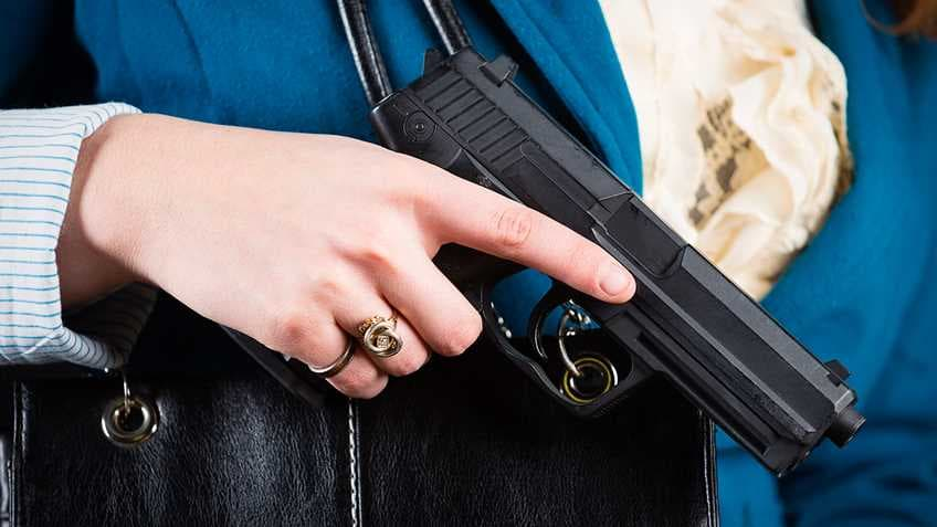 ANOTHER State Passes A Permitless Concealed Carry Law