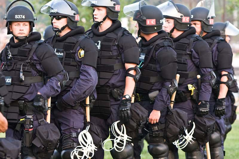 Cleveland Orders 2,000 Sets Of Riot Gear For GOP Convention (VIDEO)