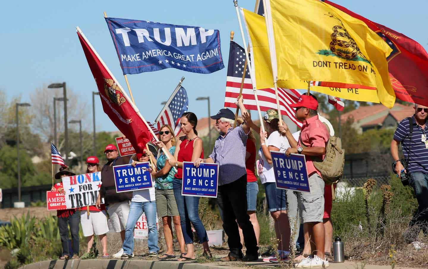 Studies Conclude Majority of Trump Voters Motivated By Racism—Not Just Economic Concerns