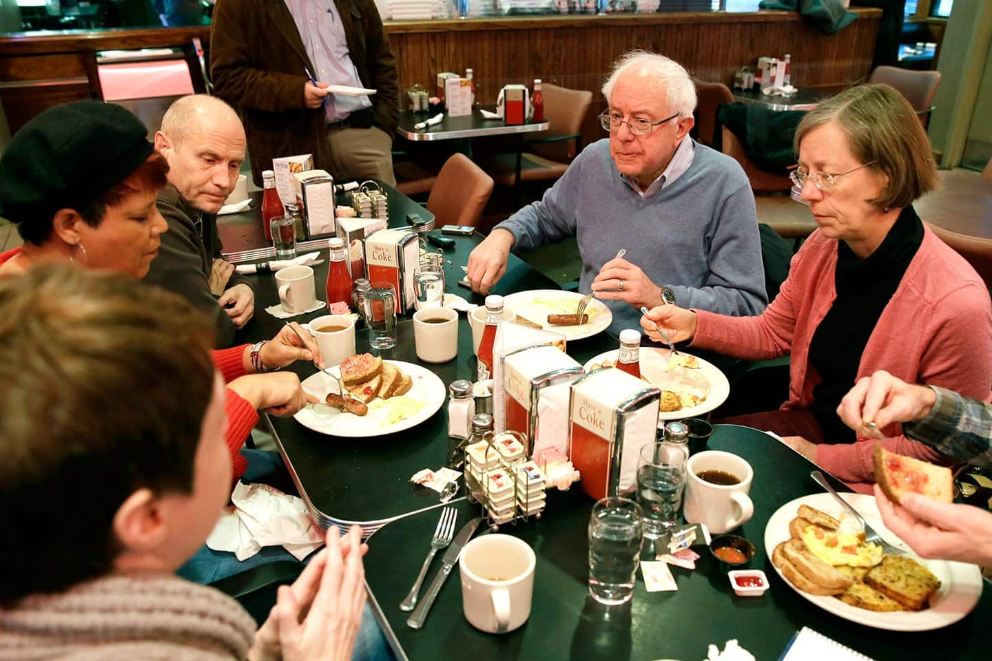 Upstate NY Eatery Devotes Sandwiches to Bernie Sanders, Hillary Clinton