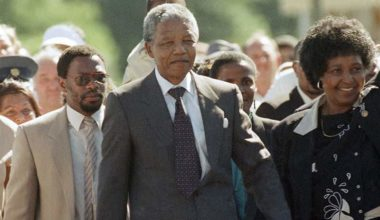 CIA Aided Racist Regime's Arrest Of Nelson Mandela, Says Ex-Operative