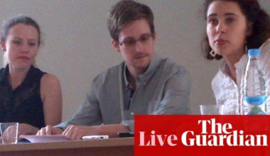 Former AG Eric Holder Further Softens Stance On Edward Snowden By Saying This