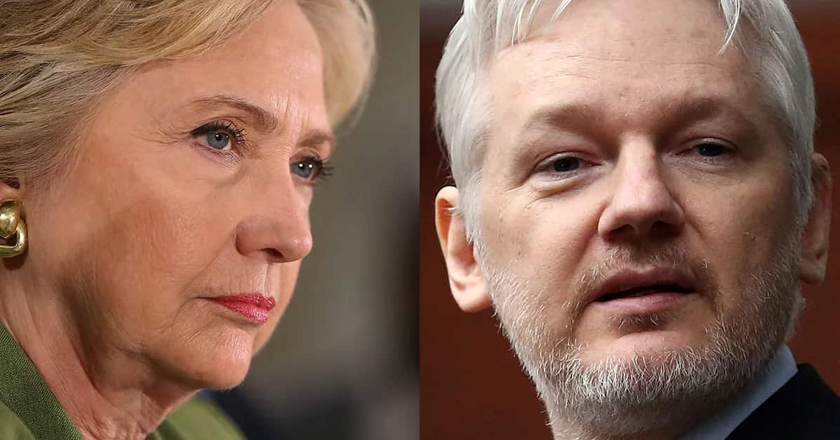 Wikileaks Claim Upcoming Leak Will Be Enough To Get Hillary Clinton Indicted