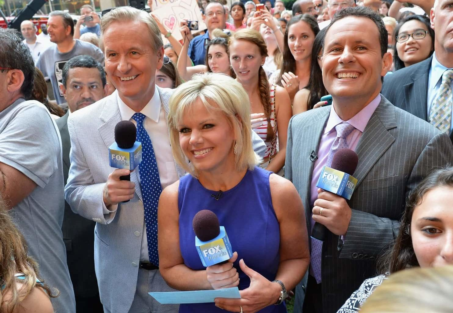 Fox & Friends With Benefits Gretchen Carlson Sues Fox News CEO Over Pervasive Sexual Harassment