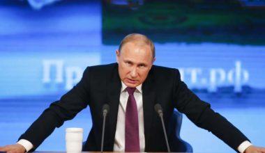 Putin Is Not Fcking Around American Democracy Is Under Attack
