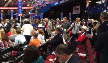 RNC Delegate Donald Trump's Team Running Convention Like 'Fascists'
