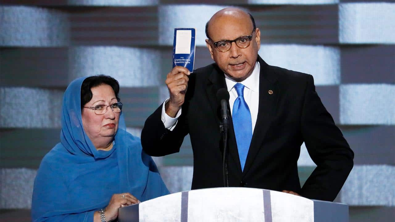 Right Wing Slander of Khizr Khan Hits New Low As Trump Surrogate Makes Most Outlandish Claim Yet