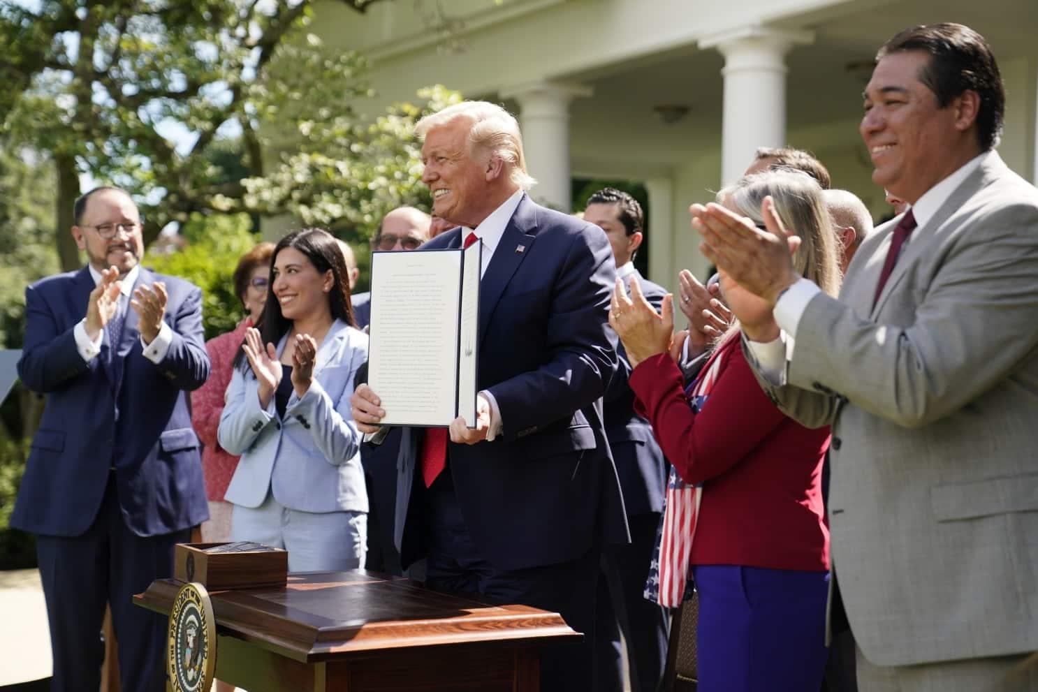 Hispanic Leader Says Half Of Trump's Advisory Board Is 'Ready To Resign Today'