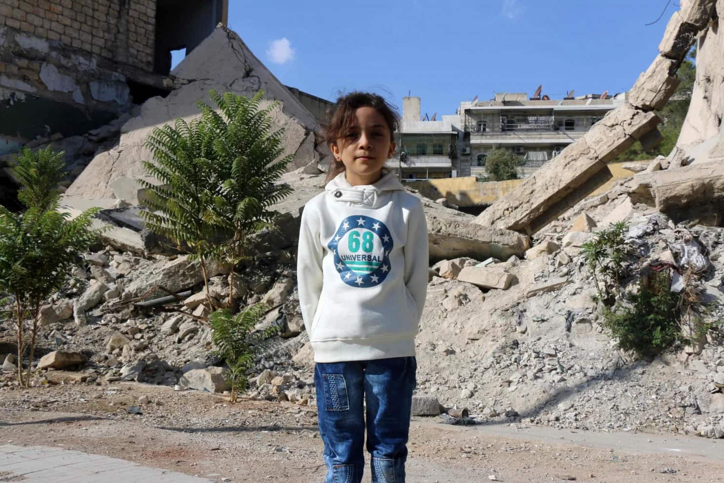 Seven-Year-Old Bana Tweets Live From Inside Aleppo War-Zone
