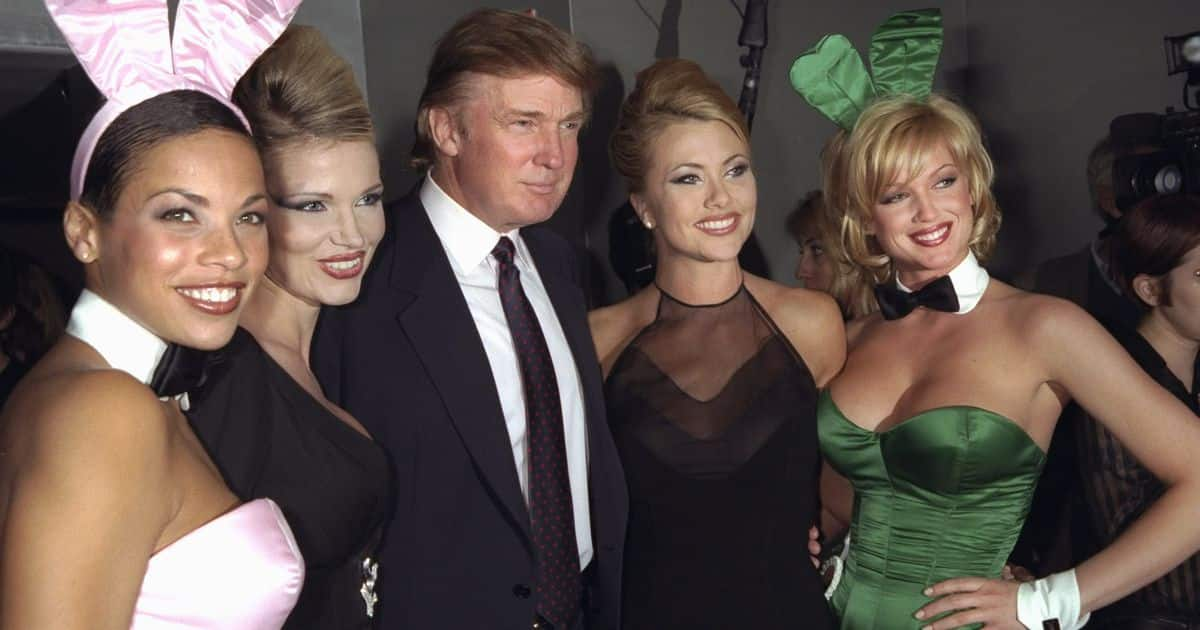 Trump's Coke Fueled 90's Sex Parties With Young Girls May Mean SERIOUS Trouble For The Donald