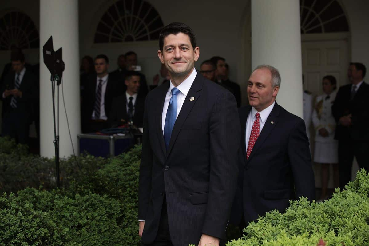 Paul Ryan Isn't Just Going After Obamacare, You'll Want To Be Sitting Down For This