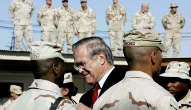 TRUMPS BENGHAZI 'Mad Dog' Mattis Has A Dark Secret In Afghanistan