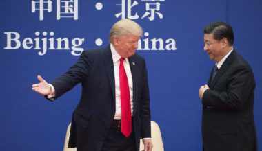 Bannon War Between U.S. And China Is Inevitable, And That's Not The Only Conflict Coming