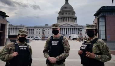 National Guard Deployed After White Supremacist Caught Manufacturing Deadly, Untraceable Poison