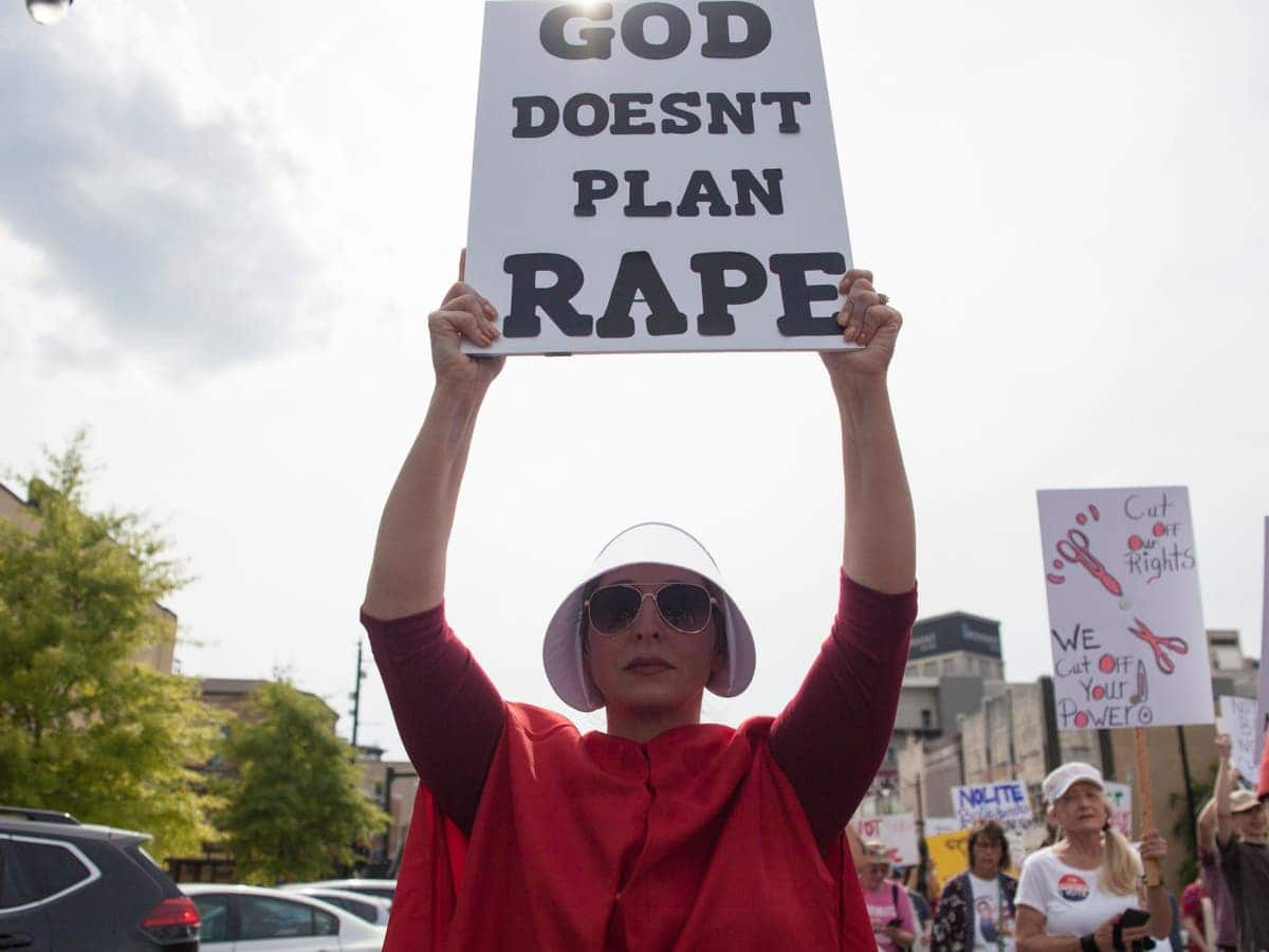 REPORT Republicans Just Passed A Law That Allows Rapists To Sue Their Victims