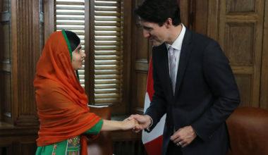 As US Demonizes Immigrants, Canada Grants Malala Honorary Citizenship (VIDEO)