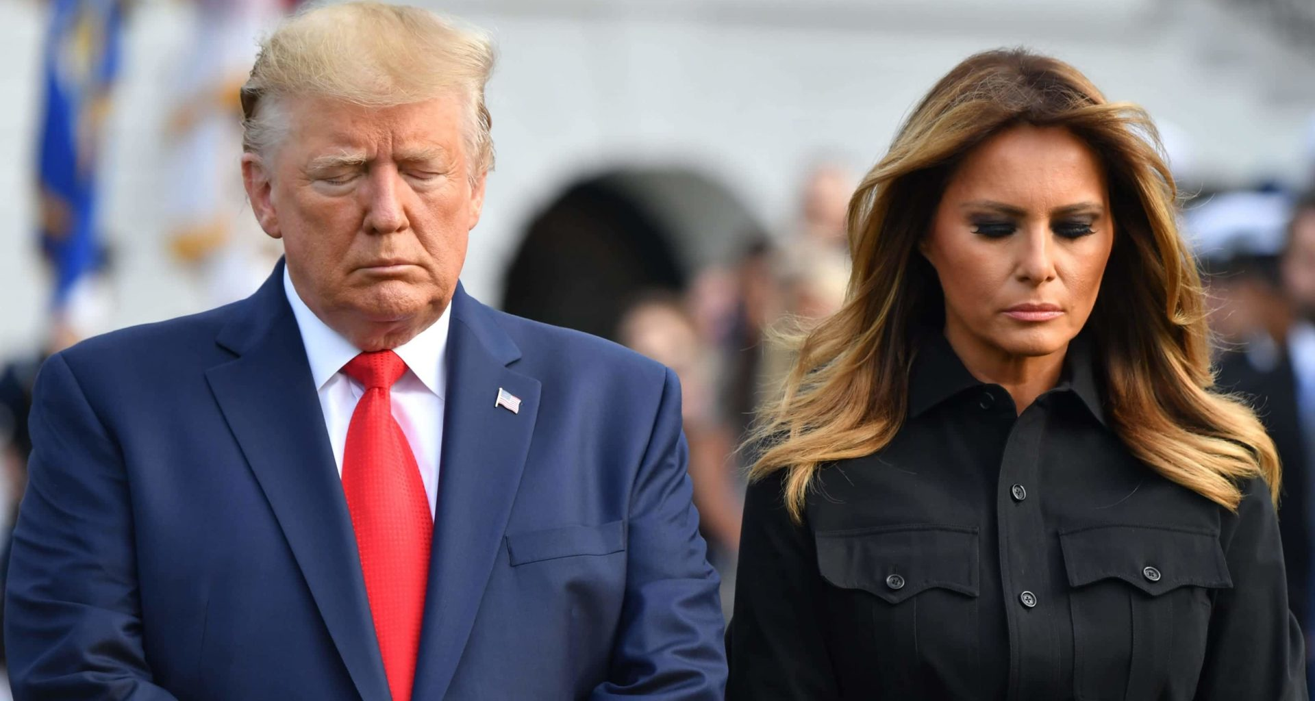 BREAKING Melania Trump Makes Harrowing Escape from Trump Tower, Sparks Nationwide Manhunt