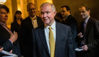 Congressman Blasts Jeff Sessions 'You are a Racist and a Liar'