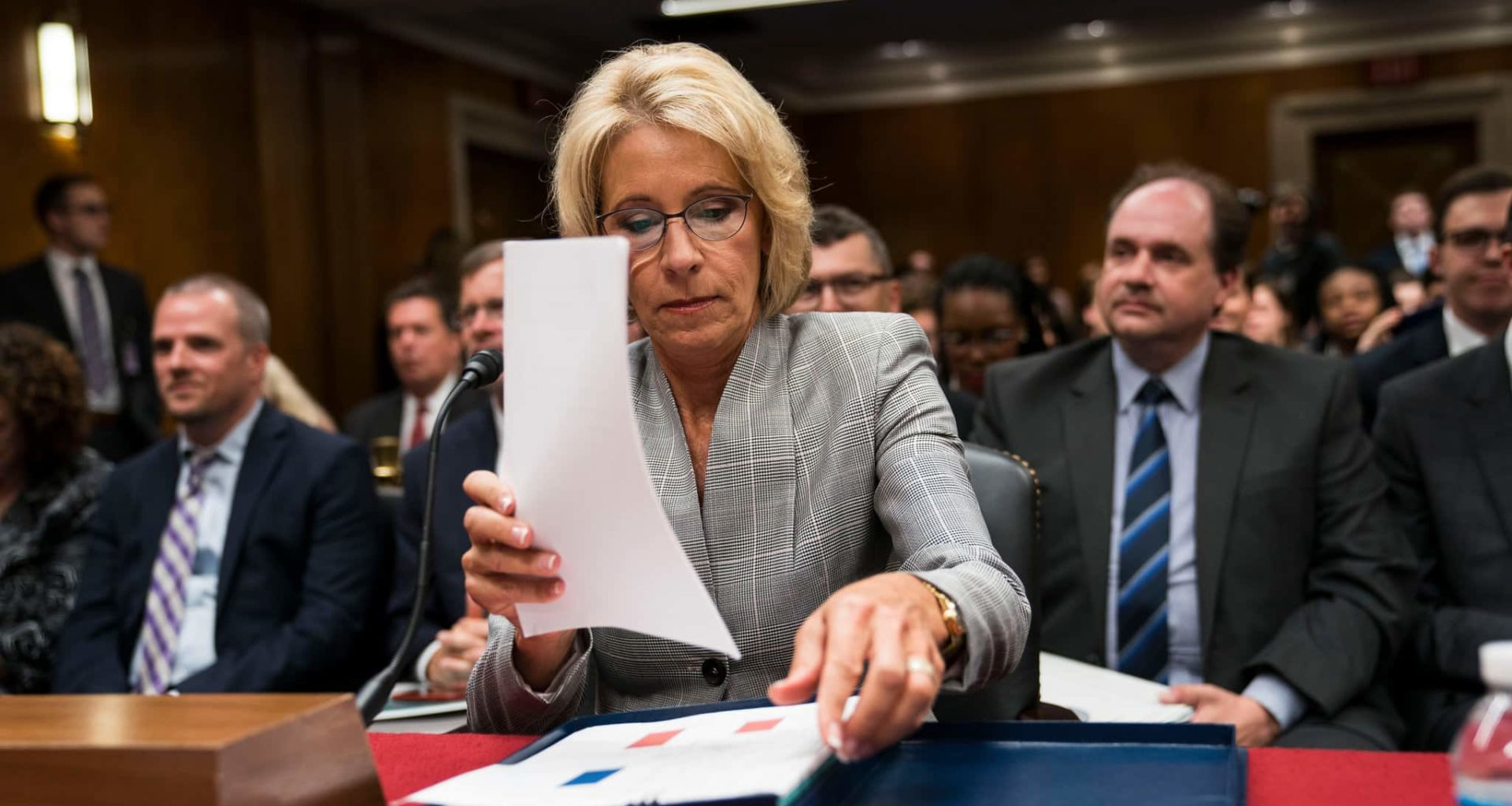 DeVos's Pick for Key Civil Rights Post Has Deeply Checkered Past on Race Issues