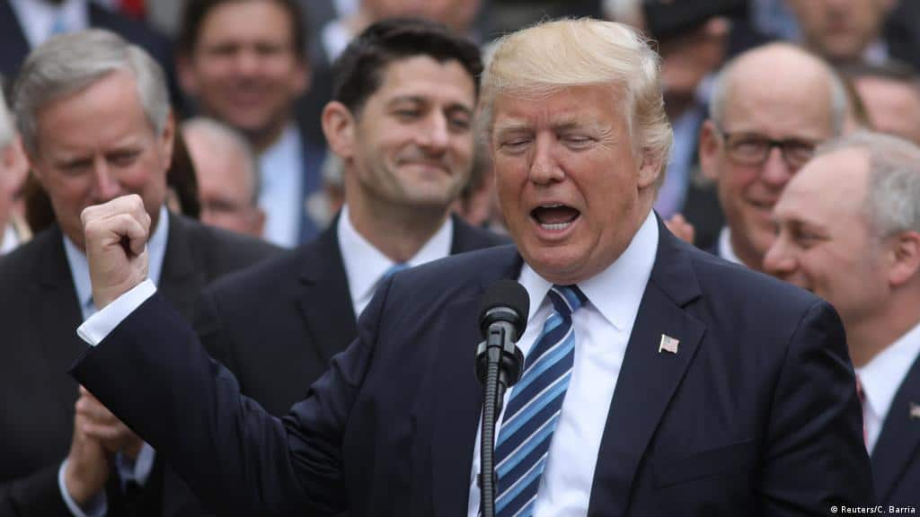 BREAKING Donald Trump's Impeachment Odds Just Shot Way up Ahead of Russia Probe (1)