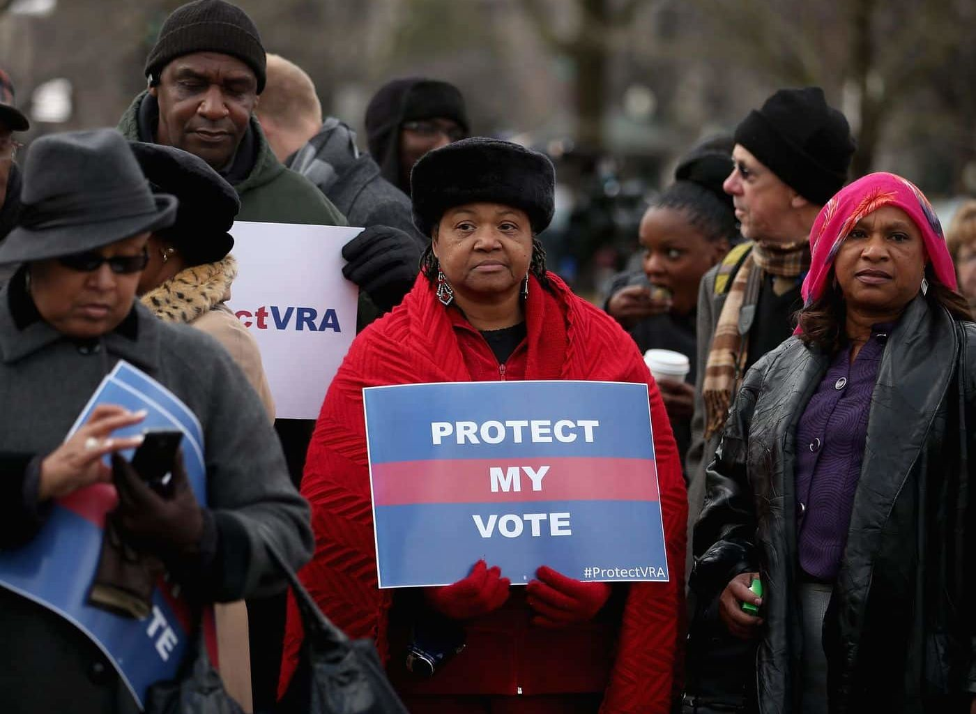 JUSTICE Red State's Racist Gerrymandering Smacked Down by Supreme Court