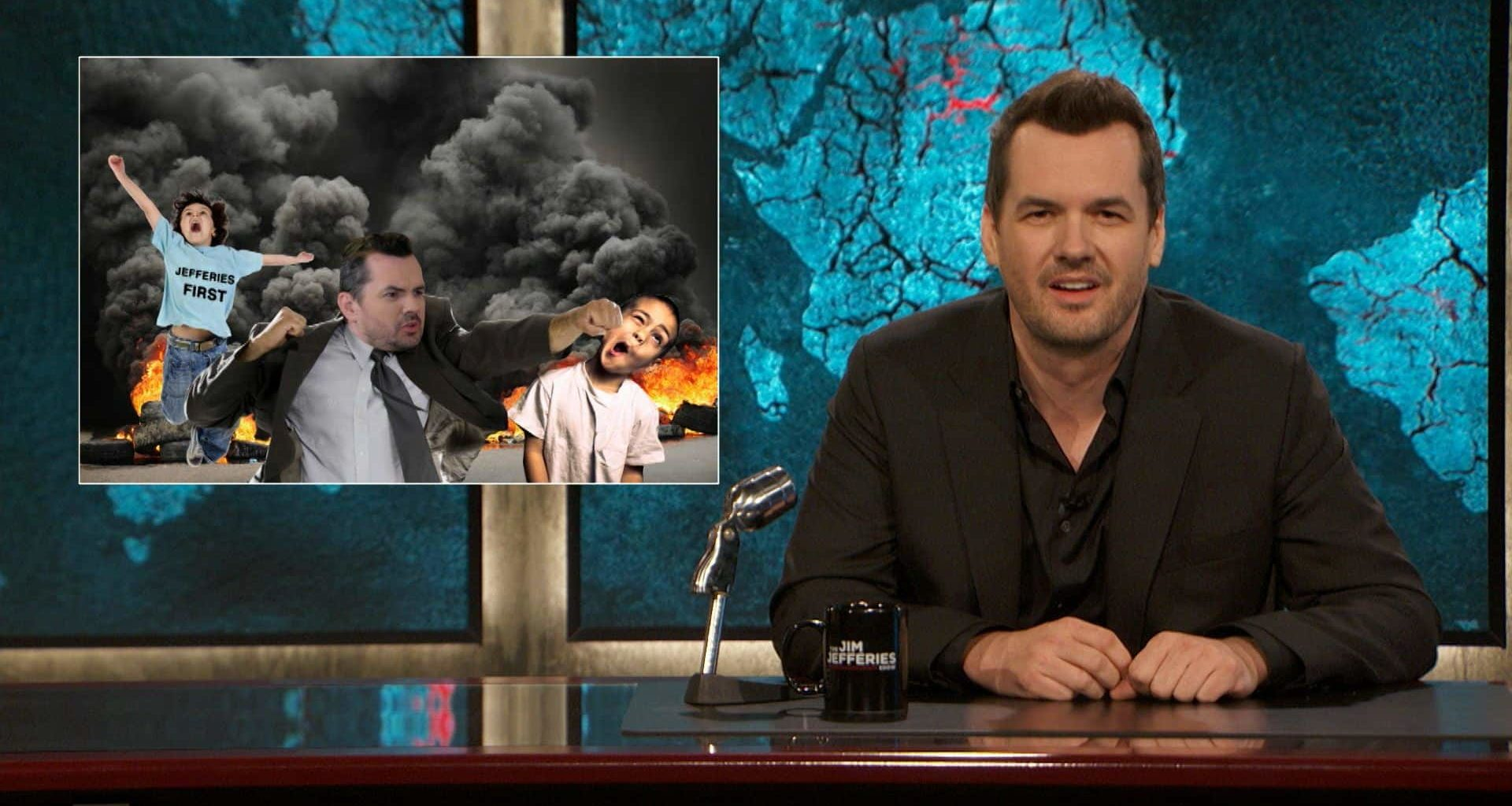 Drop What You're Doing and Watch the Jim Jefferies Show Right Now