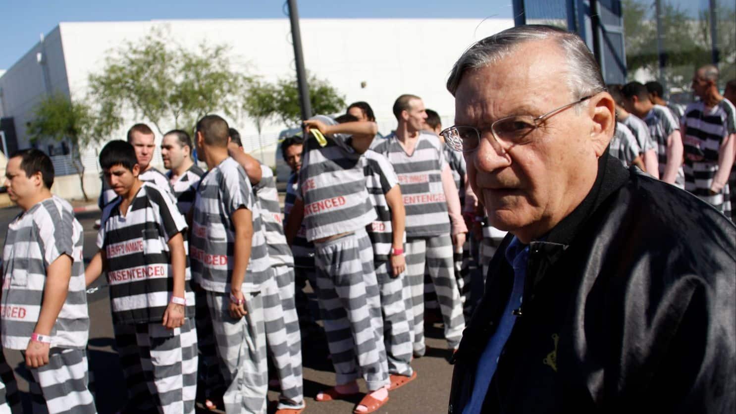 Notorious Racist Sheriff Joe Arpaio GUILTY – Could Die in Prison!