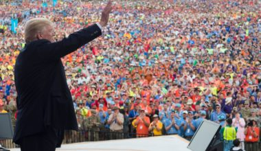 The 10 Most Bizarre Moments From Trump's Insane Boy Scout Speech (VIDEO)