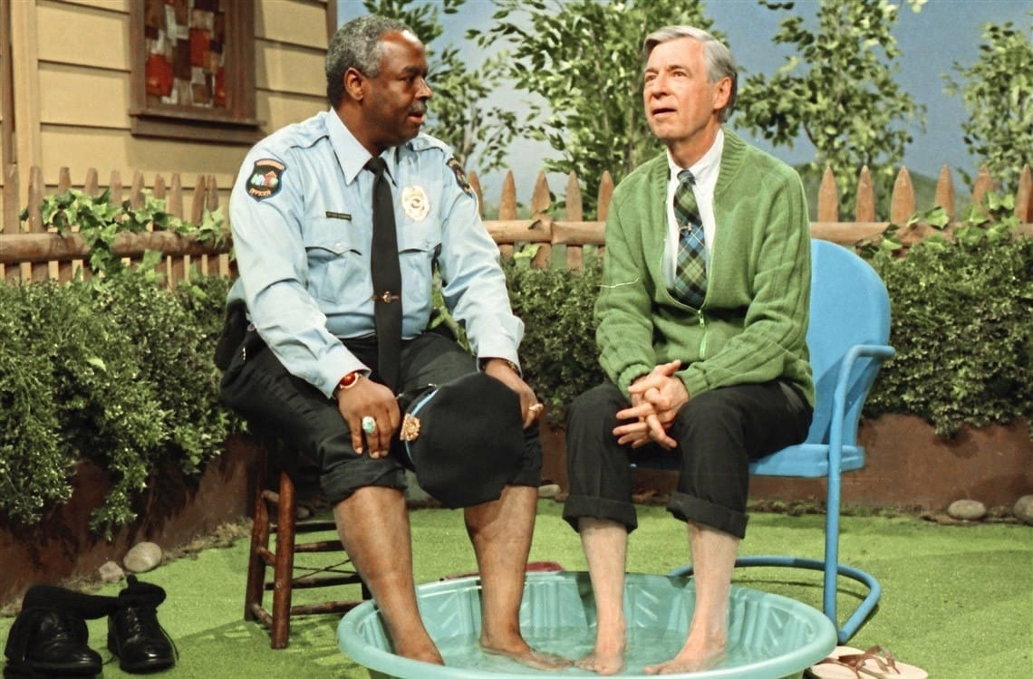Mr. Rogers Sued the KKK and Won