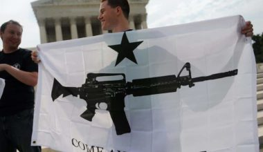 Breaking Supreme Court Slaps NRA Down, Refuses Assault Rifle Ban Challenge