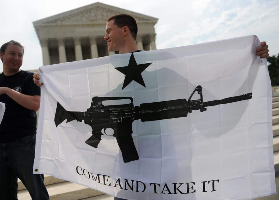 Breaking Supreme Court Slaps NRA Down, Refuses Assault Rifle Ban Challenge
