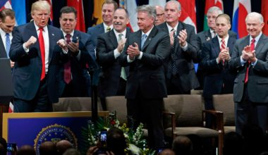 Trump Preaches Respect for Law Enforcement, An Hour After Dissing FBI