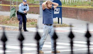Armed Conspiracy Nut 'Investigating' BS PizzaGate Theory Arrested in Washington DC