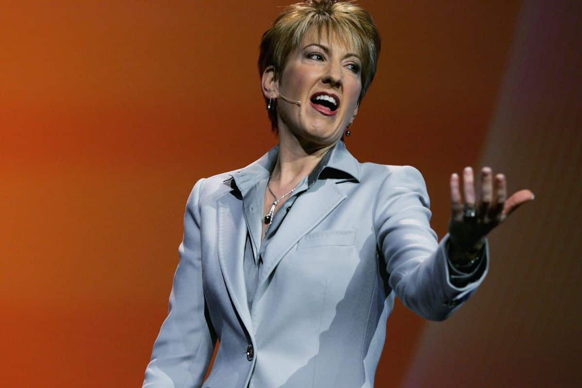 BOMBSHELL: Who Is Funding Carly Fiorina? One Of Her GOP 'Rivals!'