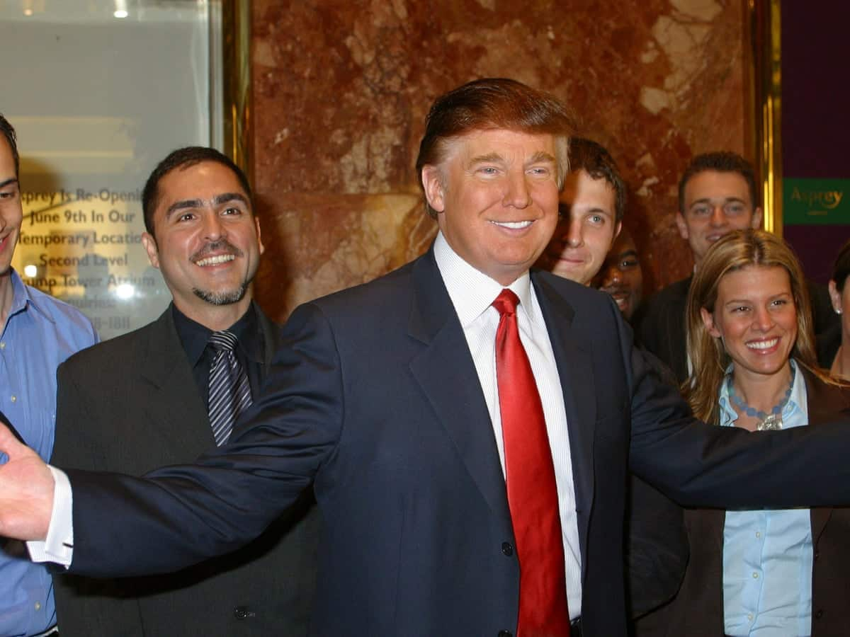 BREAKING: 'The Apprentice' Will Continue Paying Trump While He's 'The President'