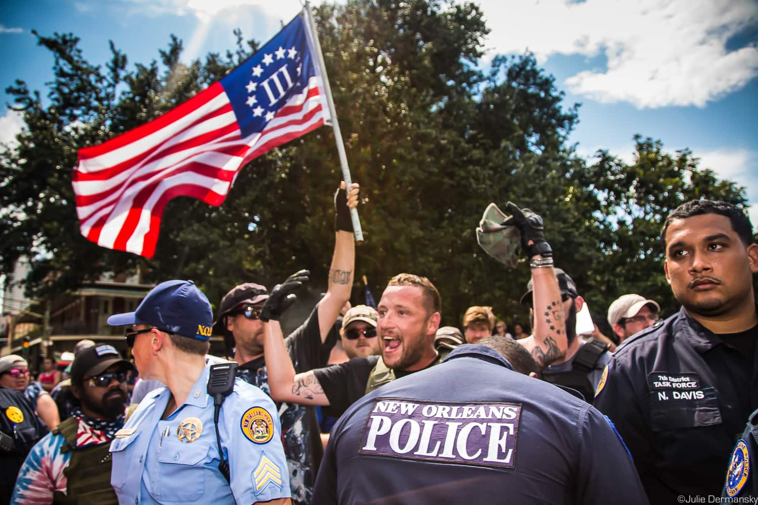 Mockery Is the Best Response To Oregon's Domestic Terrorists
