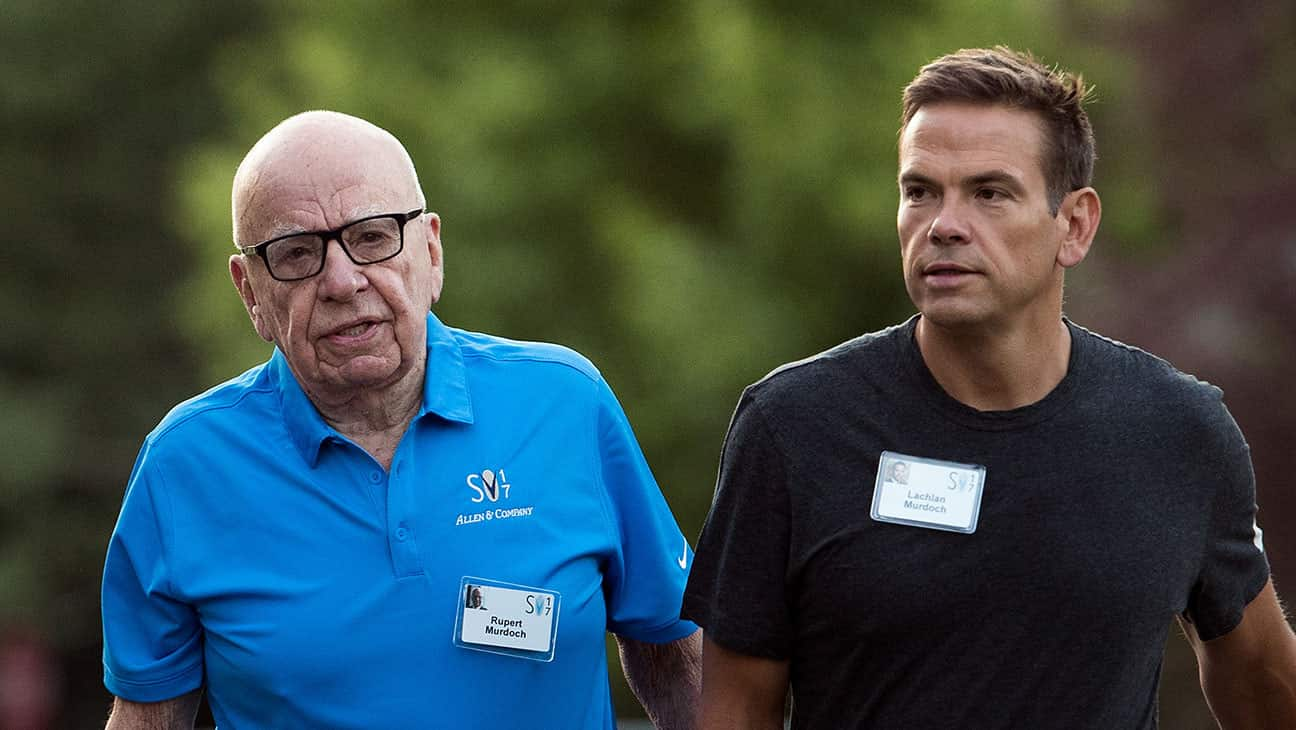 Rupert Murdoch Takes Over National Geographic, Then Lays Off Award-Winning Staff