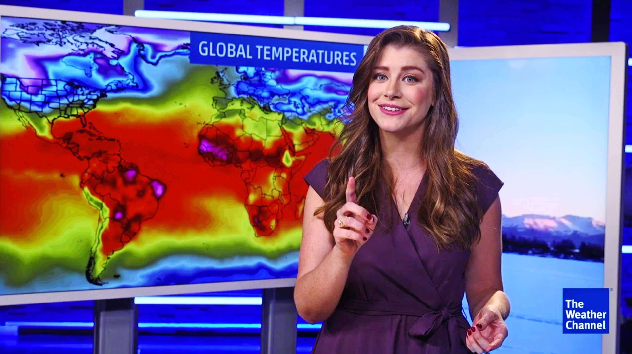 The Weather Channel Just Put Trump's Propaganda On Blast. Yes, The Weather Channel