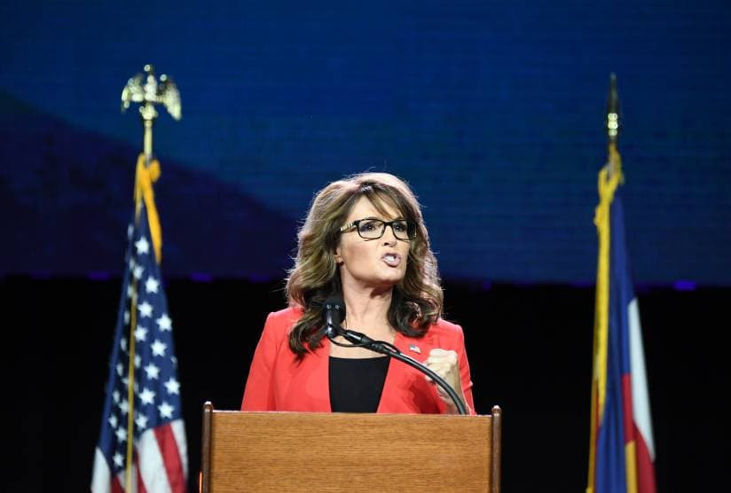 'You Betcha!' Sarah Palin Jettisoned By Fox News
