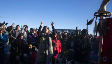 Army Corps of Engineers Blocks Dakota Access Pipeline at Standing Rock