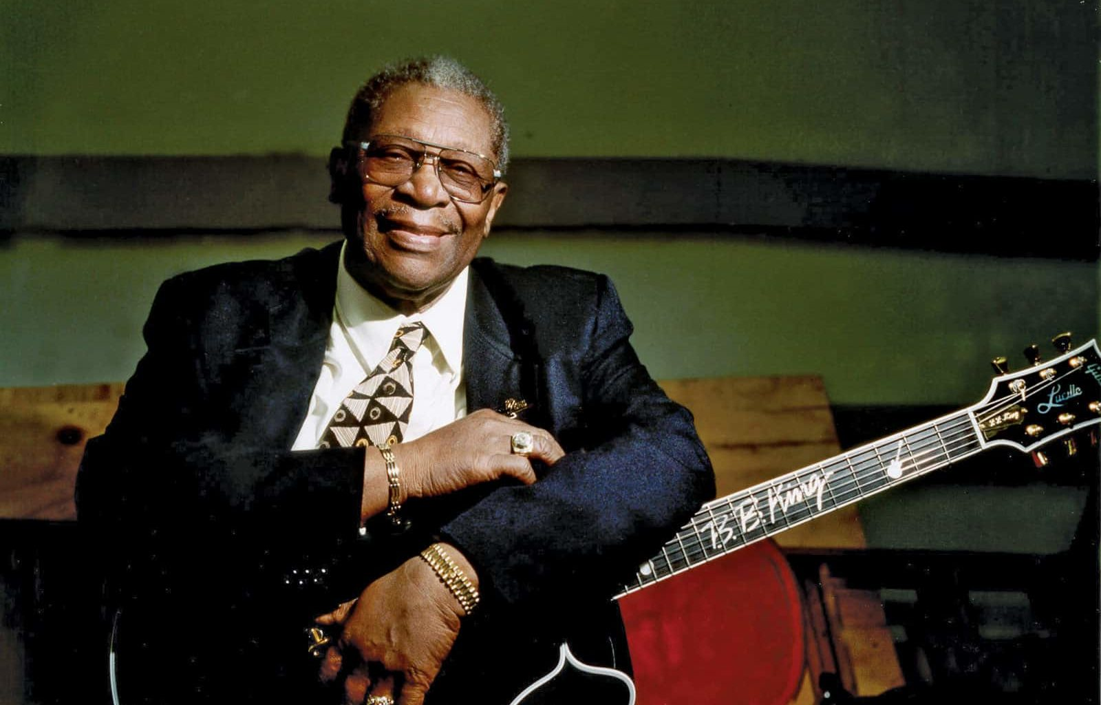 B.B. King Voice Of The Blues And America