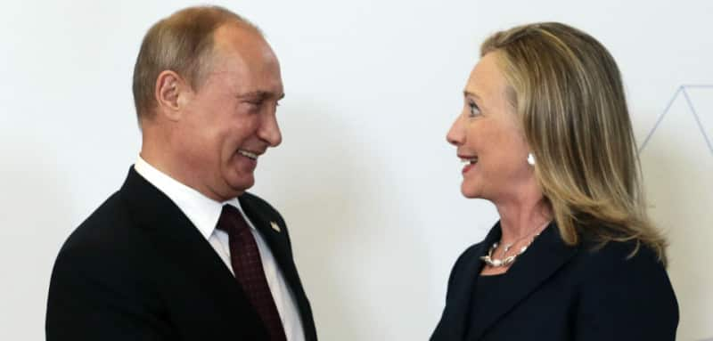 BREAKING U.S. Officials Confirm Putin Personally Involved In U.S. Election Hacking